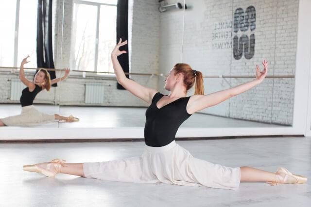 【アランチャ】はバレエなどの要素を持つストレッチに対応