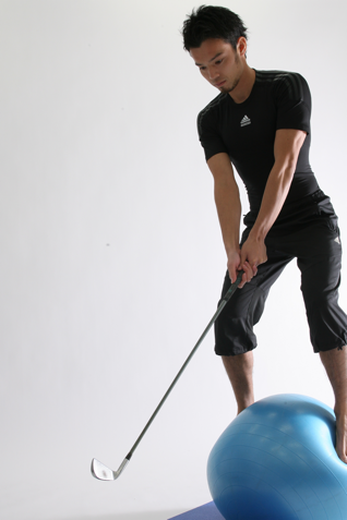 Pilates for golf